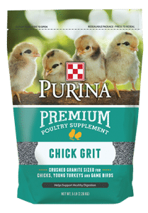 Purina Premium Chick Grit Poultry Supplement