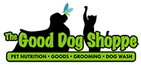 The Good Dog Shoppe Logo