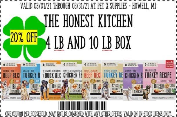 The Honest Kitchen Howell Michigan