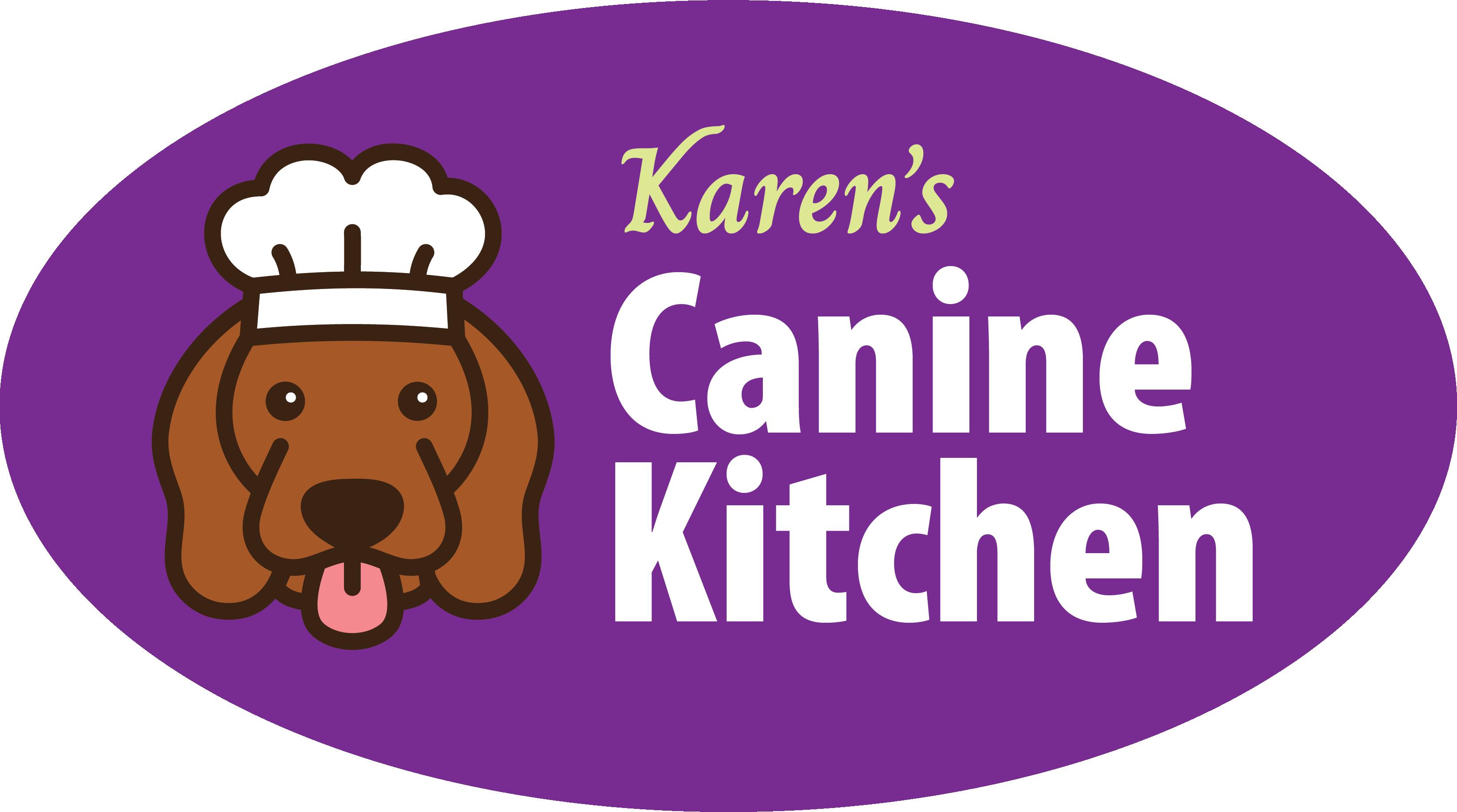 Karen's Canine Kitchen Logo