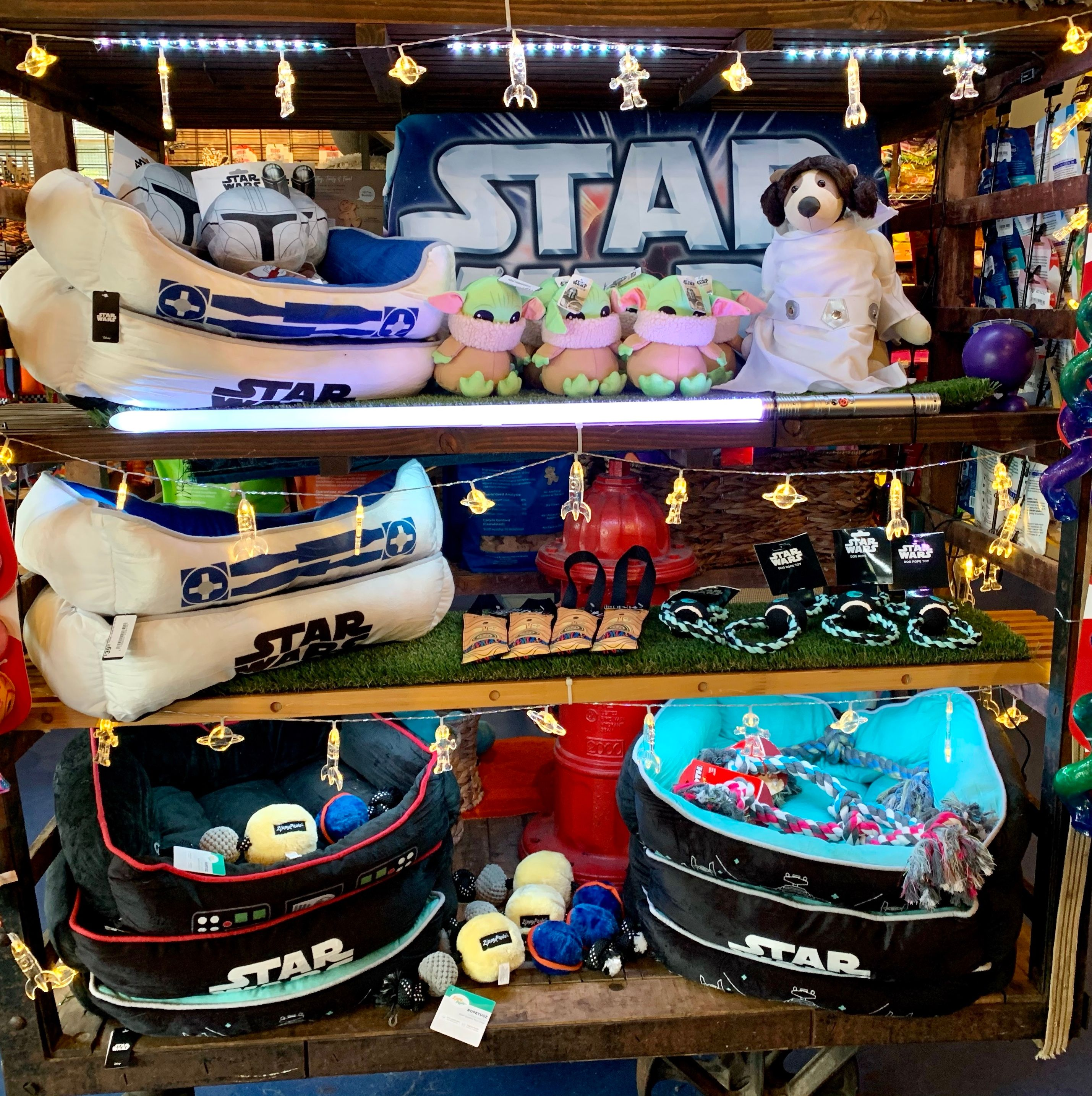 Urban Pooch Star Wars Display 2021
