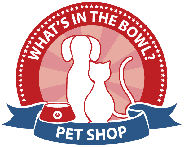 What's In The Bowl Pet Shop Logo