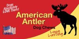 American Antler Dog Chews Clearfield Pennsylvania