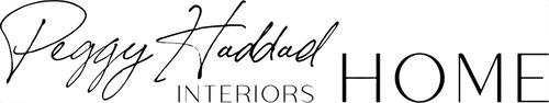 Peggy Haddad Interiors logo