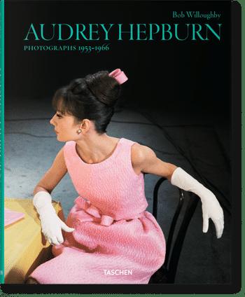 Bob Willoughby. Audrey Hepburn. Photographs 1953–1966