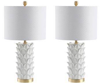 "Nico Table Lamp, 13"" X 25"", Set Of 2"
