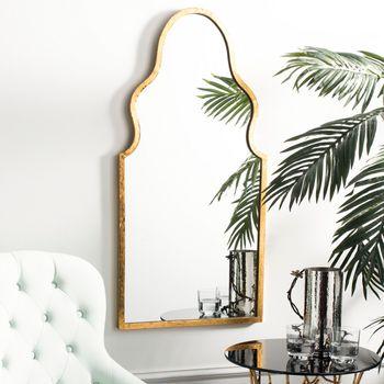 """Parma Mirror, 18"""" X 1"""""""