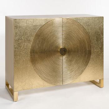Caden Sideboard In Gilded Gold