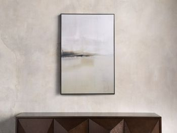 "40"" Distant Forest Framed Print"