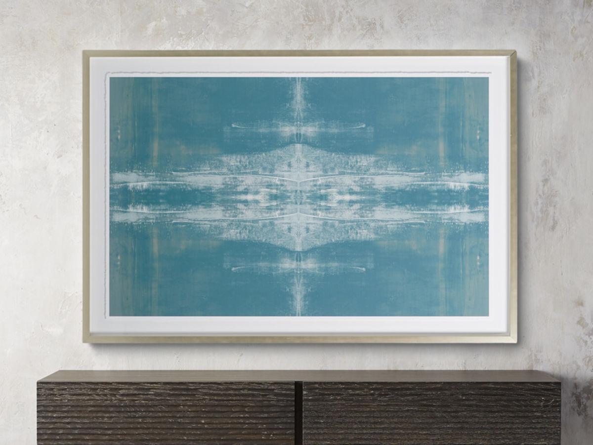 "40"" Montezuma Framed Print"