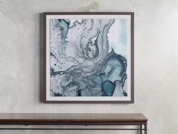 Balance Framed Watercolor Print 3