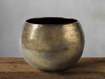 Cordova Bowl In Antique Brass