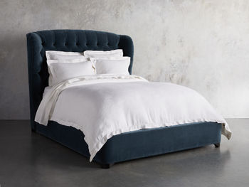 """Mariah 64"""" Upholstered Tufted Queen Bed"""