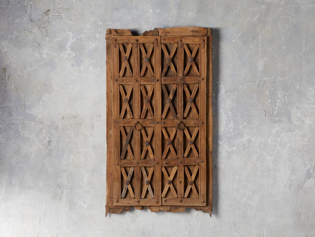 Relic Wood Old Door