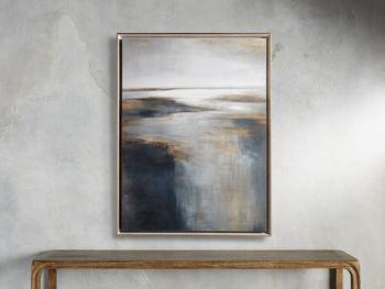 Riviere Framed Print