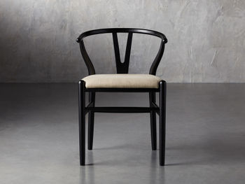 """Robin 21"""" Dining Side Chair In Black"""