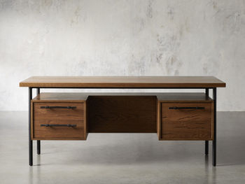 "Sullivan 71"" Executive Desk"