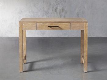 "Tremont Modular 40"" Desk In Dry Branch Natural"