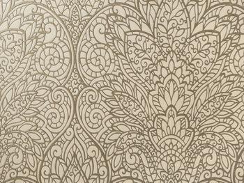 Victorian Romance Wallpaper In Champagne