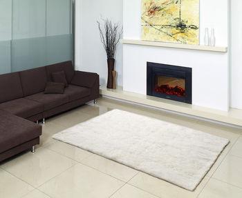 Design Rug Alpaca 5X8' White