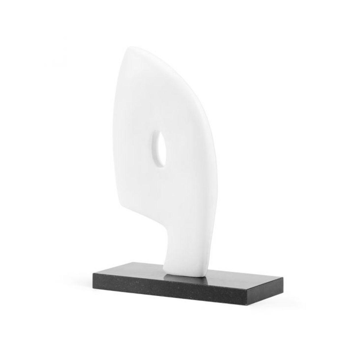 Eckhard Large Statue, White