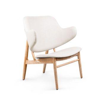 Elba Lounge Chair, Natural