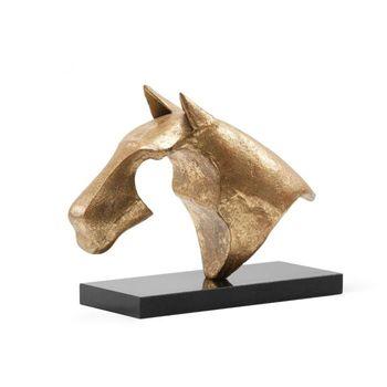 Equs Statue, Gold