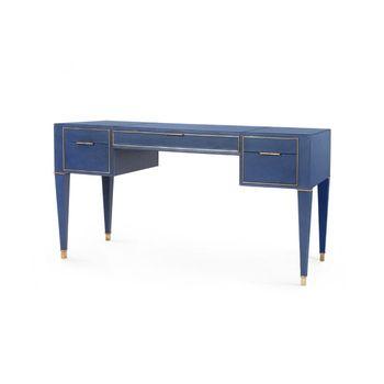 Hunter Desk, Navy Blue