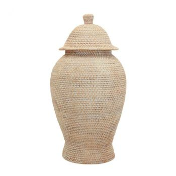 Java Temple Jar, Natural