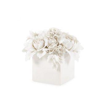 Peony Bouquet, White