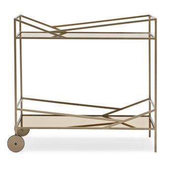 Vector Bar Cart