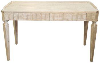 Reclaimed Lumber Astrid Desk W/2 Drawers