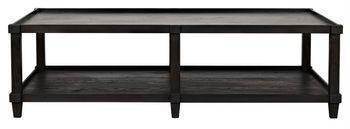 Reclaimed Lumber Boston Coffee Table, Small
