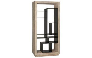 Tormund Bookcase, Reclaimed Lumber/Steel