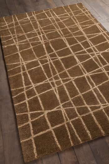 """Rug, Truly Transitional in Beige, easy care 85%Polypropylene/15%Polyester, 108"""" x 156"""""""