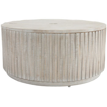 """Mrytle Round Coffee Table 40"""""""