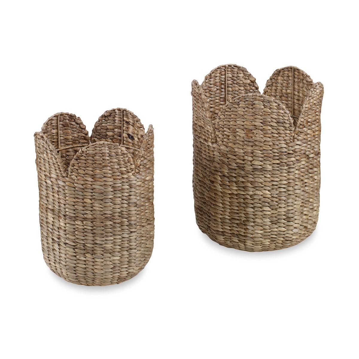 Breanne Baskets, Set Of 2