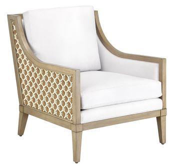 Bramford Muslin Chair