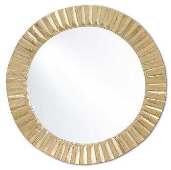 Carla Gold Large Mirror