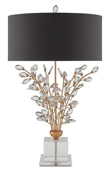 Forget-Me-Not Table Lamp