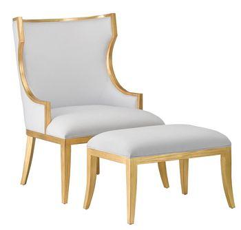 Garson Muslin Chair