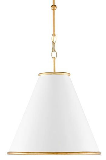 Pierrepont White Small Pendant