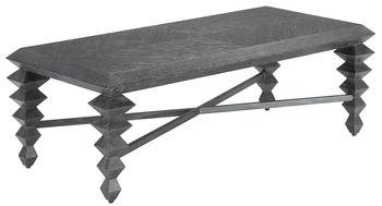 Saranya Black Cocktail Table