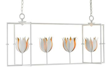 Tulipano Rectangular Lantern