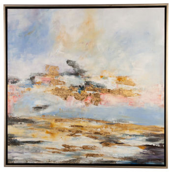 Framed Art, Abstract #30