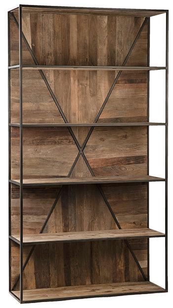 Braska Bookcase