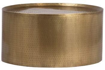 Harper Coffee Table Brass
