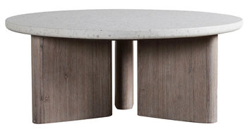 Harrell Round Coffee Table
