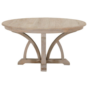 """Carnegie 60"""" Round Dining Table"""