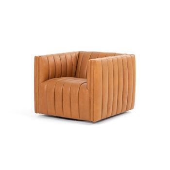 Augustine Swivel Chair